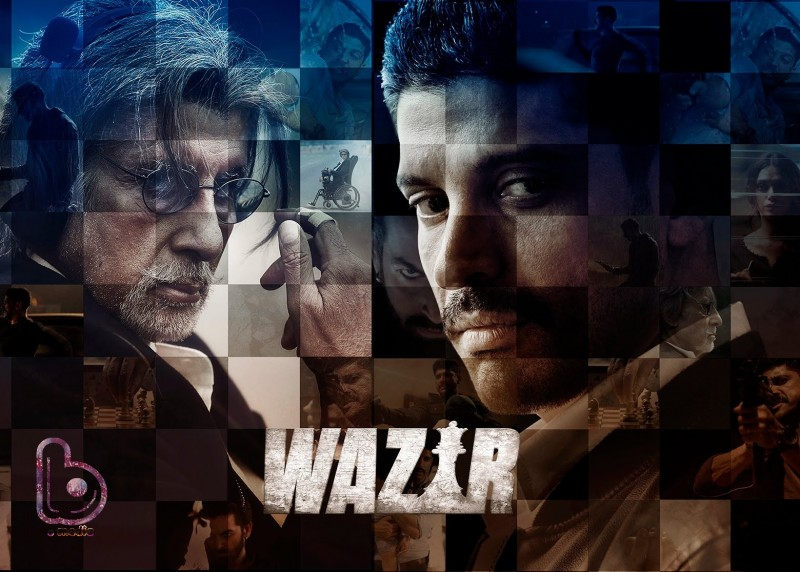 And the game begins with this gripping trailer of 'Wazir'!