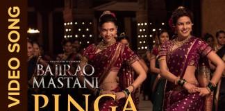 Kathak goes big with 'Pinga' from Bajirao Mastani