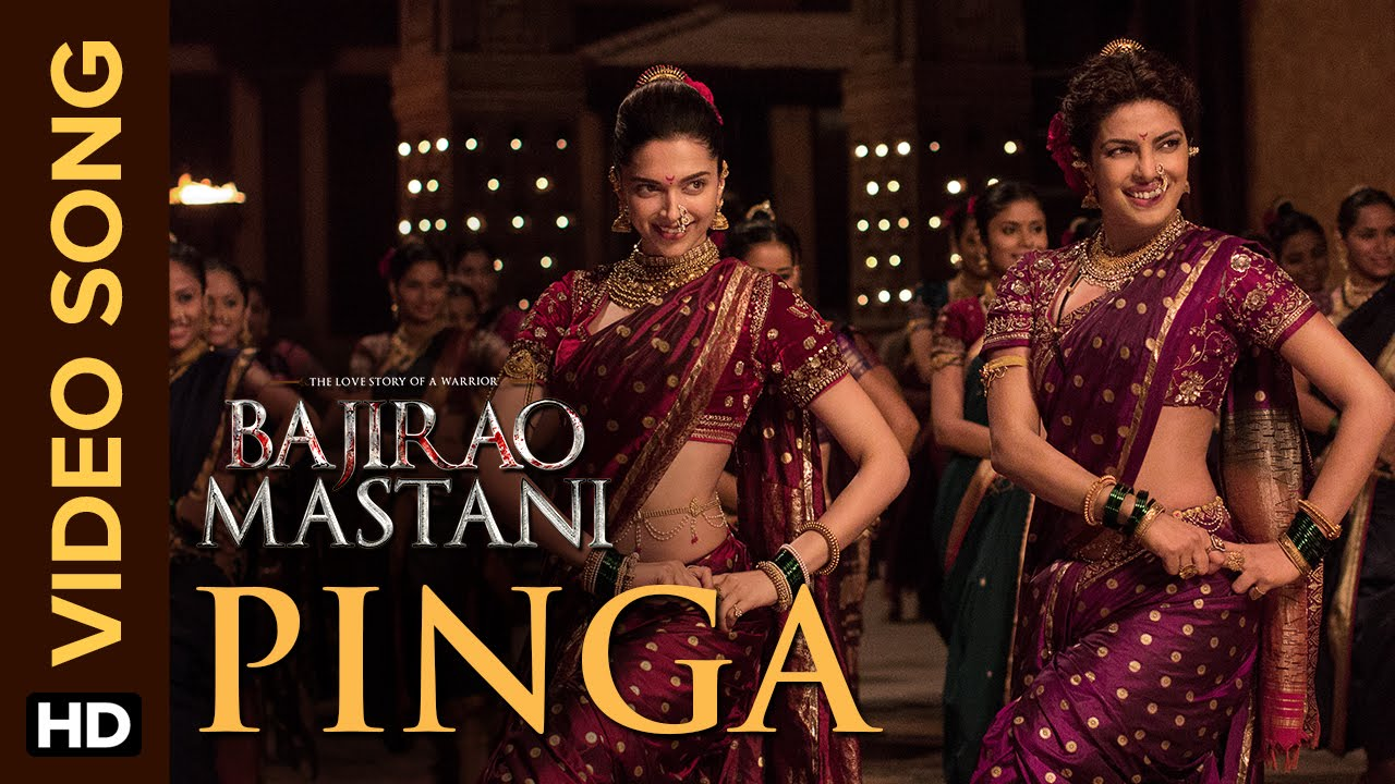 Kathak goes big with 'Pinga' from Bajirao Mastani