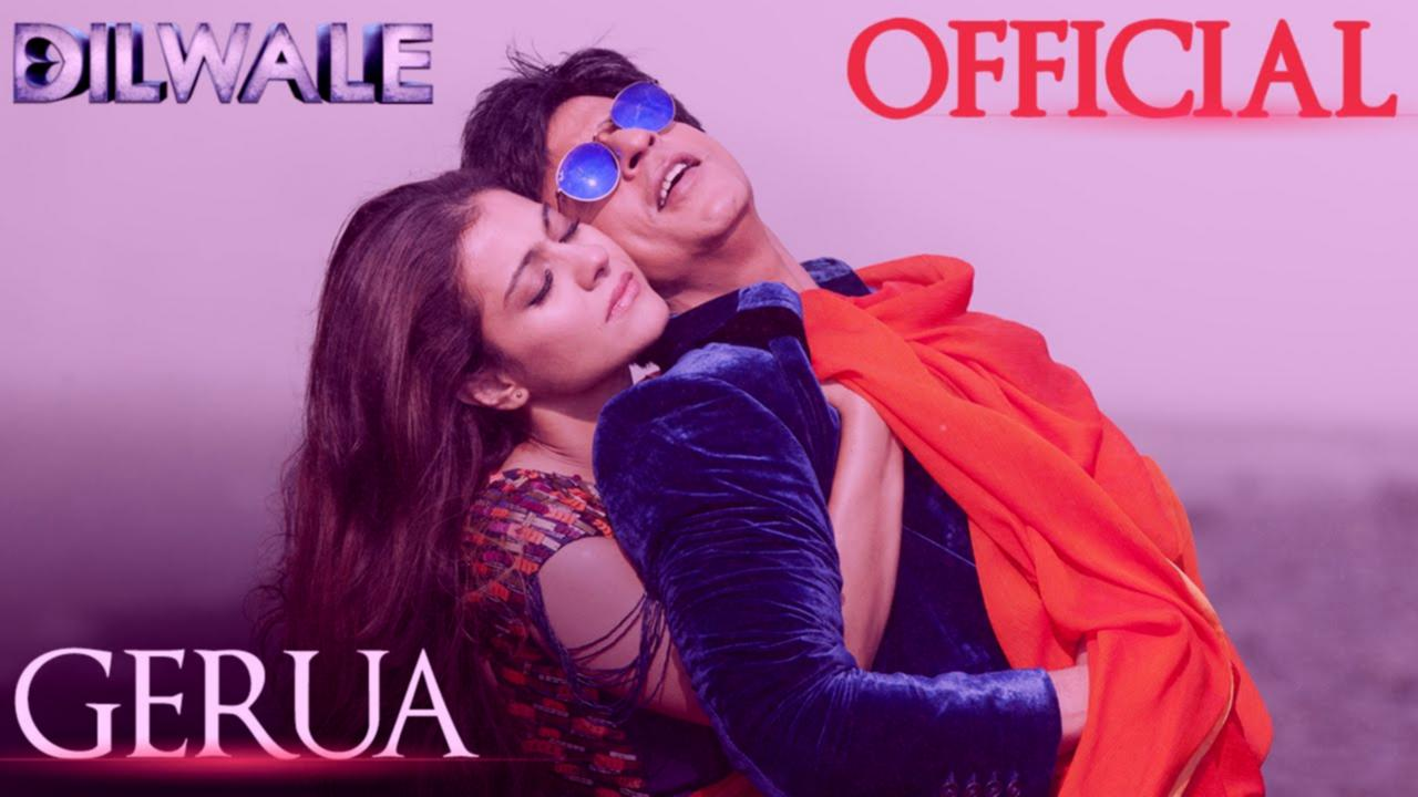 Gerua from Dilwale: Watch the latest Official HD Video Song