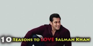 Salman Khan Birthday Special: Top 10 Reasons To Love Salman Khan And His Movies