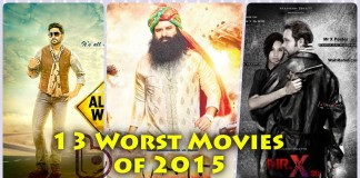 Worst Bollywood Movies of 2015 | 13 Most Disappointing Movies Of The Year