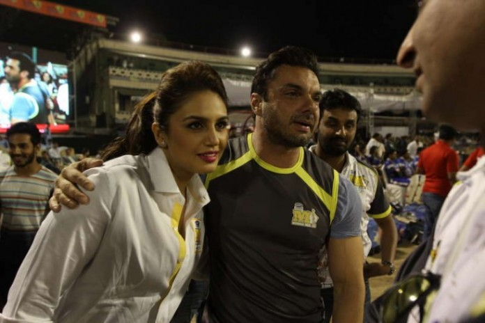 Sohail Khan and Huma Qureshi: Affair smokes rumours