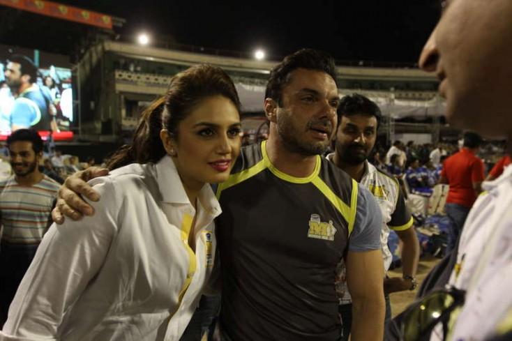 Sohail Khan and Huma Qureshi: Affair smokes rumours