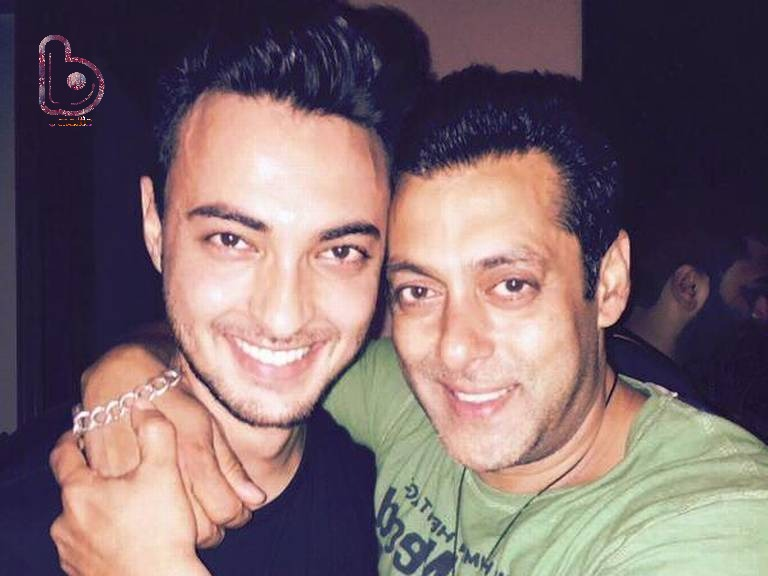 Arpita Khan's husband Aayush Sharma to be launched by Salman Khan!