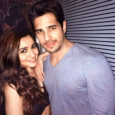 The most surprising link ups in 2015 - Alia and Sid
