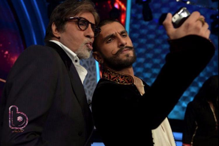Amitabh Bachchan sends a Hand-written note to Ranveer Singh!