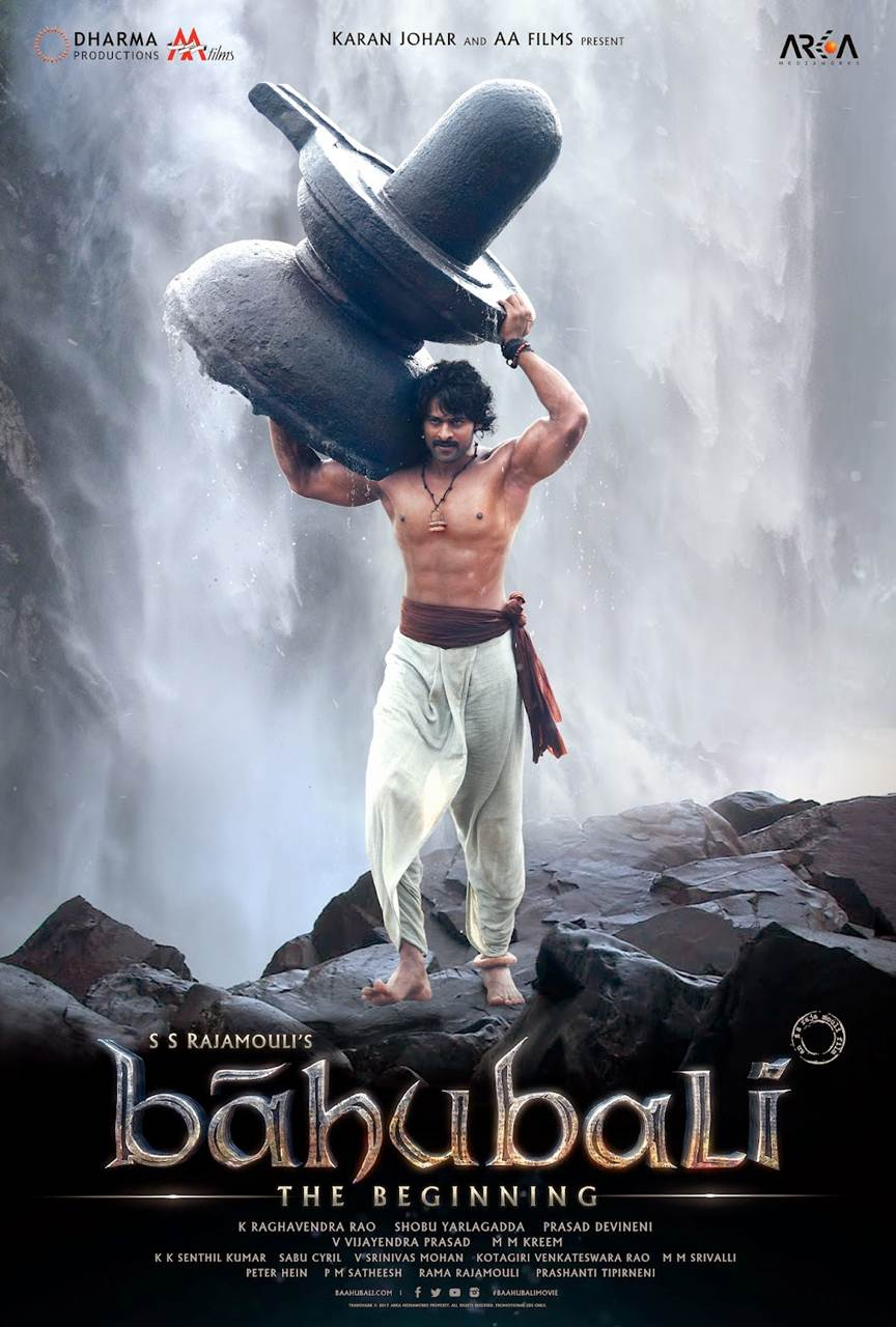 Bahubali is probably the biggest movie in Indian Cinema