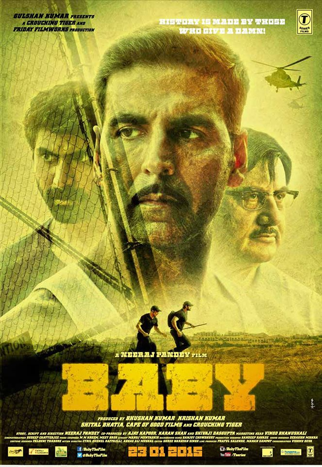 Baby is one of the best movies of Bollywood 2015