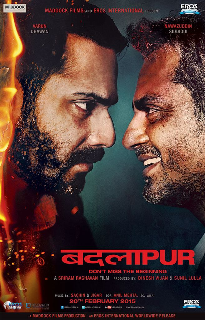 Badlapur is Varun Dhawan's best performance till date