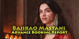 bajirao mastani advance booking report