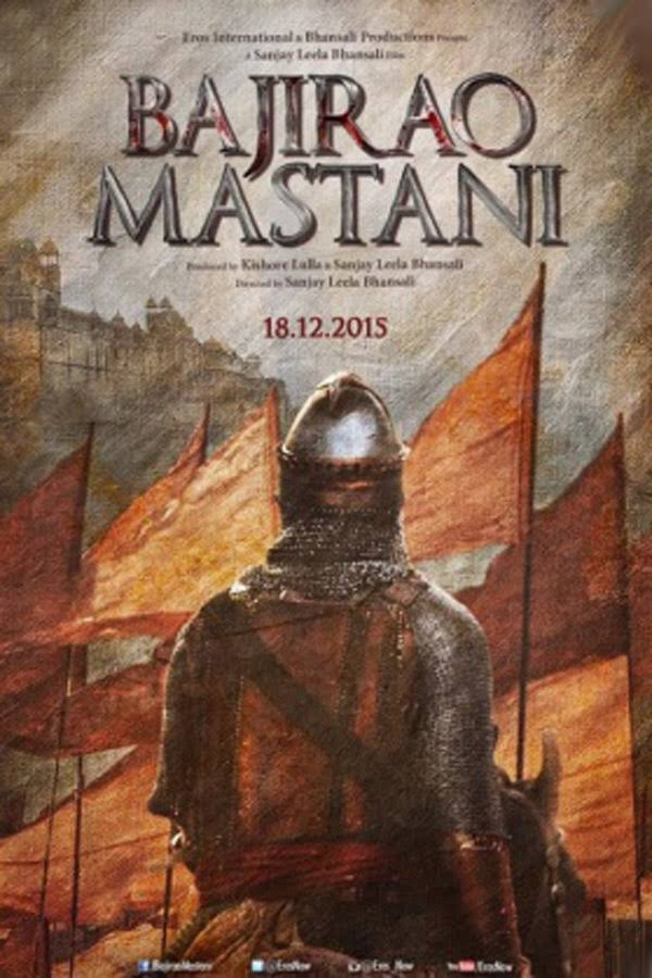Bajirao Mastani Bollywood Movie 2015