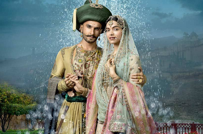 Bajirao Mastani is one of the best movies of 2015