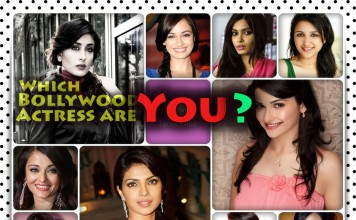 Quiz Buzz | Which Bollywood Actress are you ?