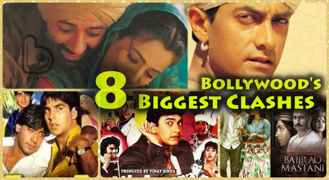 8 Biggest Bollywood Clashes at Box Office | Clash of the Titans