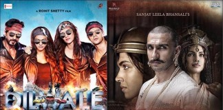 Dilwale or Bajirao Mastani | Which Movie Has A Better Music?