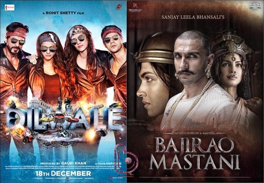 Bajirao Mastani better than Dilwale on First Wednesday: 6th Day Box Office Collection