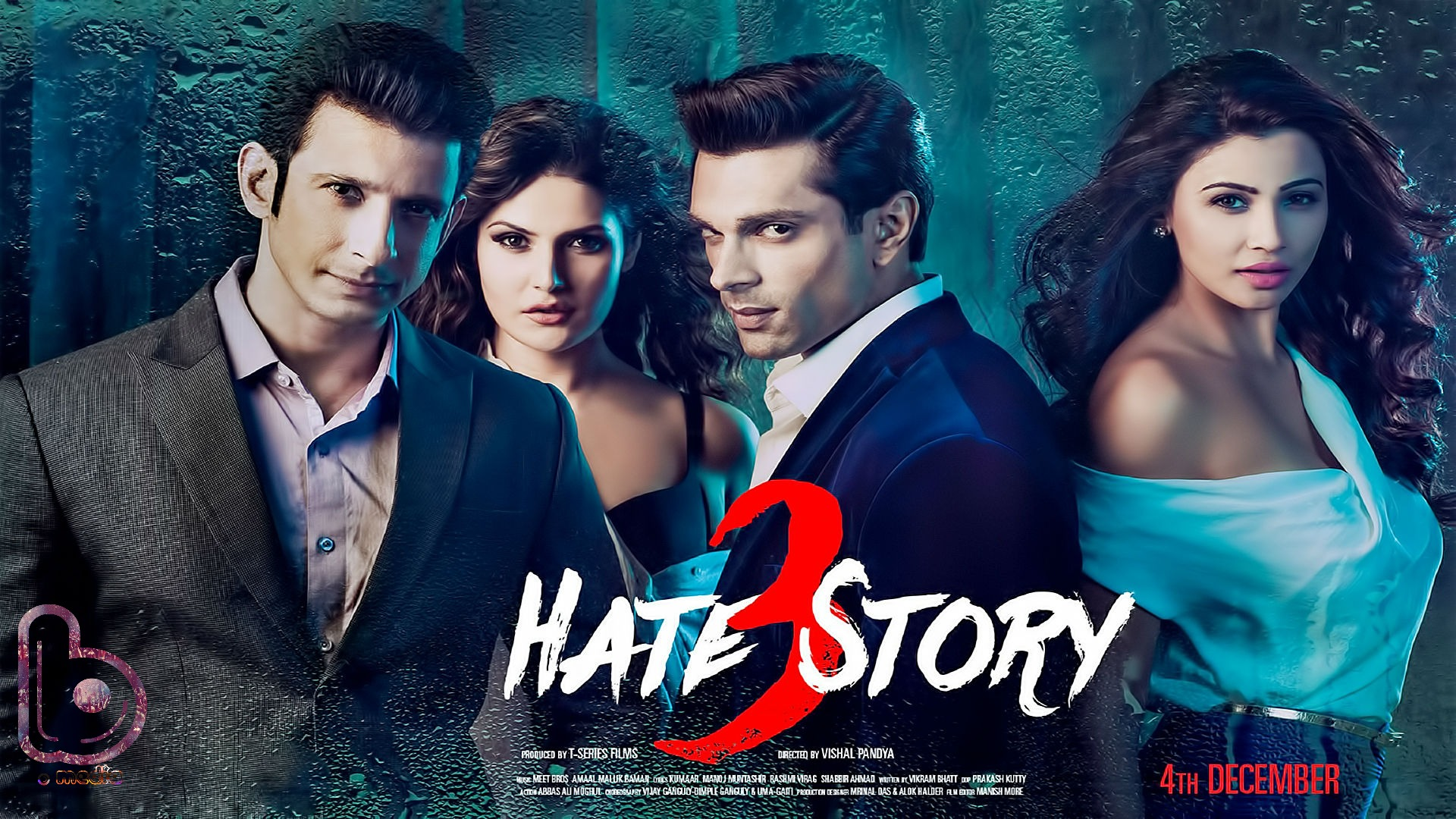 Hate Story 3 Music Review and Soundtrack – Easy on your Ears