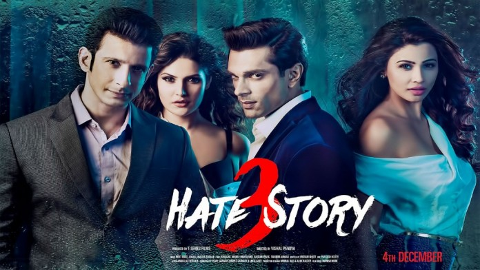 Hate Story 3 3rd Day Collection | First Weekend Box Office Report
