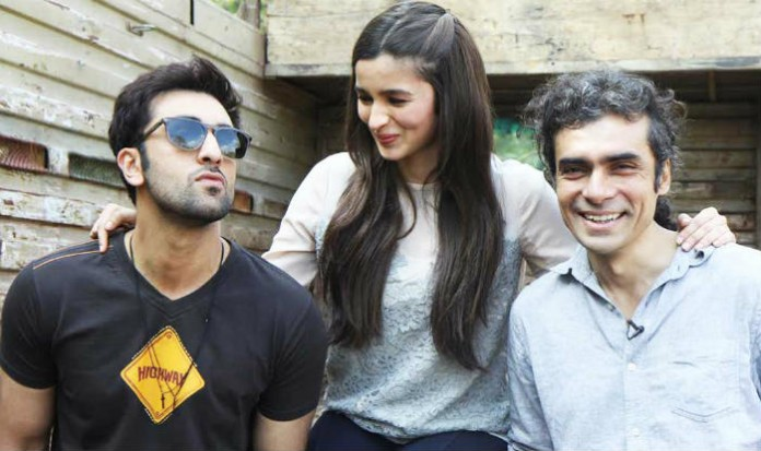 Alia Bhatt and Ranbir Kapoor to play protagonist in Imtiaz Ali's next venture