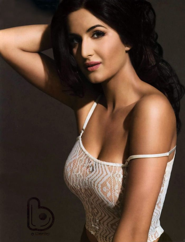 Katrina Kaif is hottest movies star.