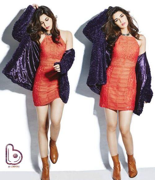 Kriti Sanon looks hot in The Juice Magazine Photoshoot | December 2015 Edition