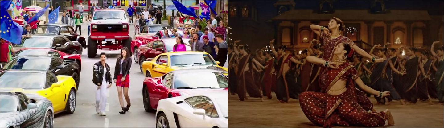 Which soundtrack do you like better? | Dilwale or Bajirao Mastani?