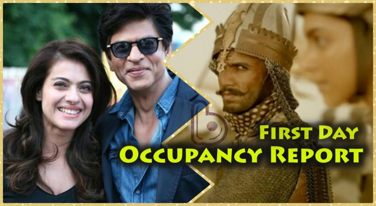 Dilwale Opening Day Report: Beats Bajirao Mastani By A Huge Margin