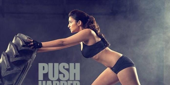 Parineeti Chopra got those perfect body curves without hitting Gym !