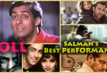 Poll: Best Performance of Salman Khan in Bollywood