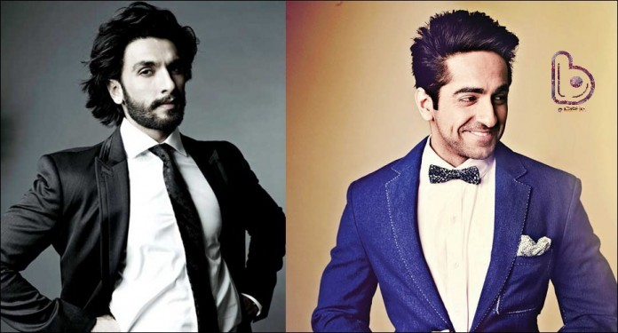 Ranveer Singh & Ayushmann Khurrana want Arjun Kapoor to come back home!