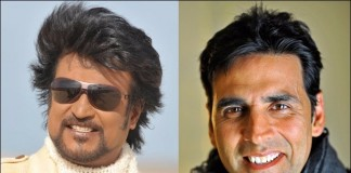 Rajnikanth- Akshay Kumar's Robot 2.0 will have a massive budget of 350 crores!