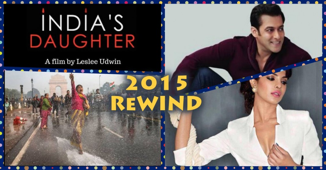 Best of Bollywood 2015 Rewind: A walk through varied memoirs from Shahid-Mira, Piku,Bajirao Mastani to Priyanka's Quantico