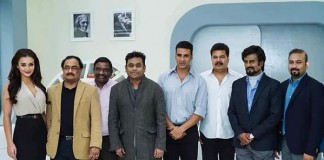 Akshay Kumar replaces Arnold to play the antagonist in Rajnikanth's Robot 2.0!