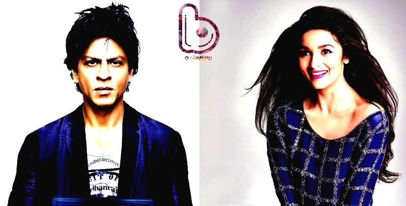 Shah Rukh Khan & Alia Bhatt to start their New Year with Gauri Shinde's next project