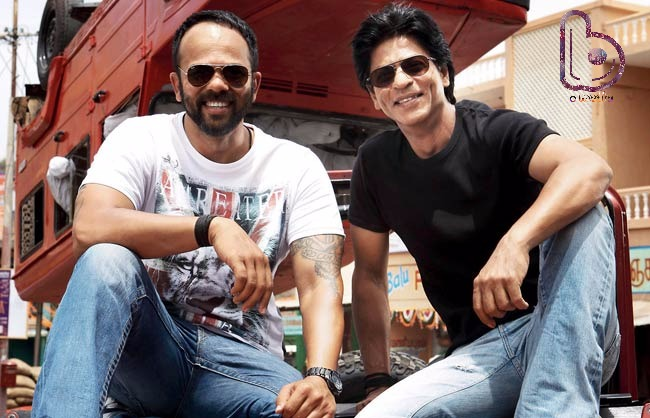 Shah Rukh Khan urges fans to make an advance booking for Dilwale!
