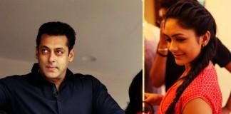 Is Mrunal Thakur of Kumkum Bhagya the leading lady of Salman Khan In Sultan?