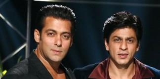 Exclusive Pics | Shahrukh Khan and Salman Khan Shoot For Bigg Boss 9