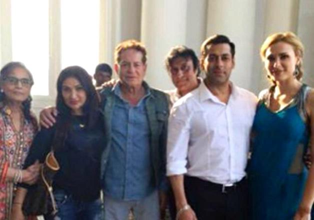 Salman Khan to get married to Lulia Vantur in 2016?