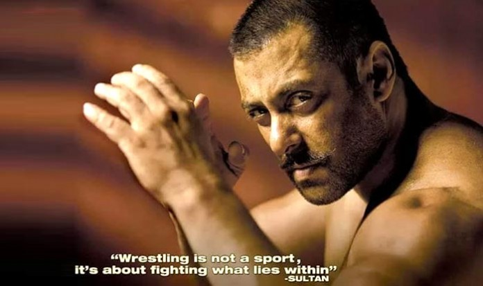 The first schedule of Salman Khan's Sultan is complete
