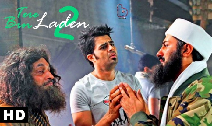 The first poster of Tere Bin Laden- Dead or Alive is here!