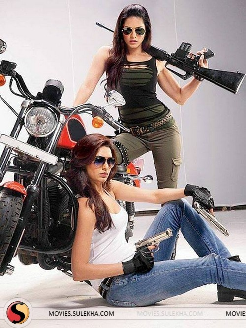 Action Film starring Sunny Leone & Karishma Tanna to release in 2016