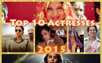 Best Of 2015 | Top 10 Actresses of 2015 Based On Performances