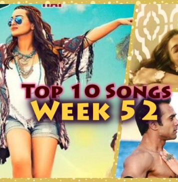 Top 10 Bollywood Songs of the Week - Week 52 | 29 December 2015