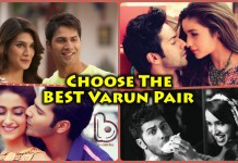 Choose the Hottest Pairup for Varun Dhawan - Alia, Ileana, Shraddha or Kriti?