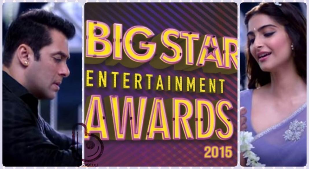 Prem Ratan Dhan Payo fetches Sonam and Salman nomination in Big Star Entertainment Awards