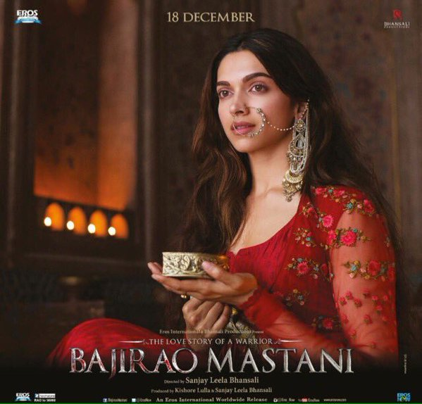 Bajirao Mastani First day Collection | Had A Decent Opening Day At the Box Office