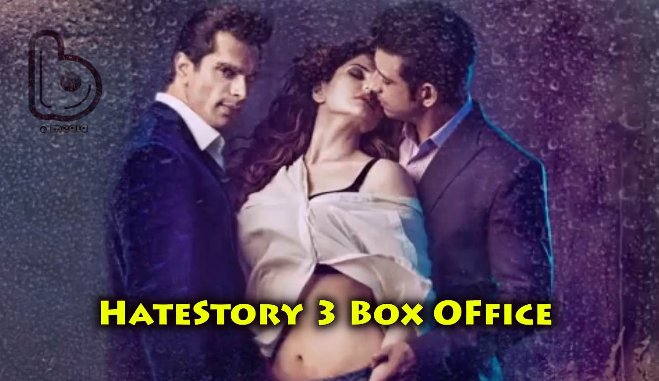 Hate Story 3 7th Day Collection | First Week Box Office Thursday Report