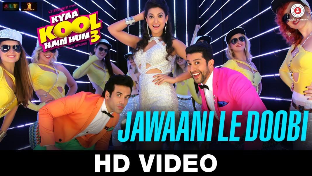 Jawaani Le Doobi | First song from Kya Kool Hain Hum 3 is here