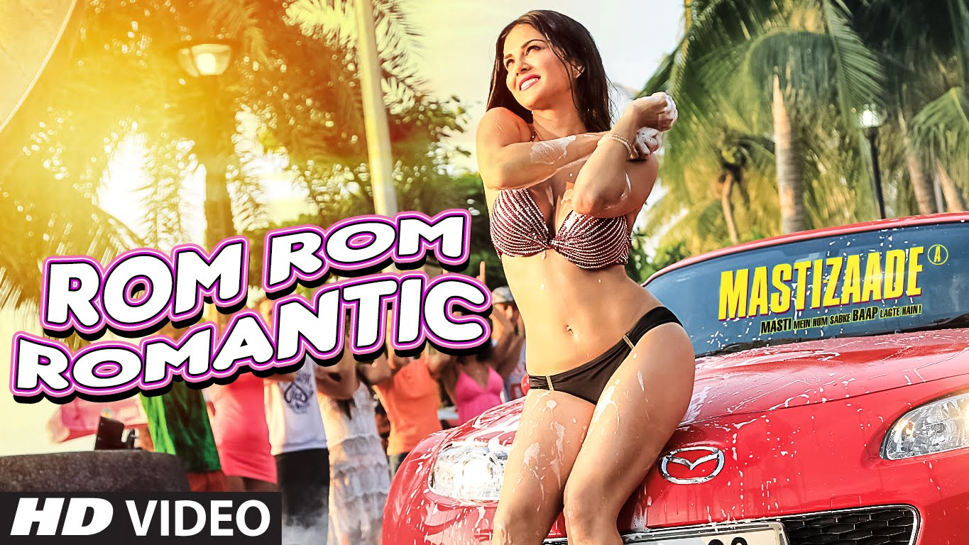 Watch Sunny Leone's two avatars in Rom Rom Romantic song from Mastizaade